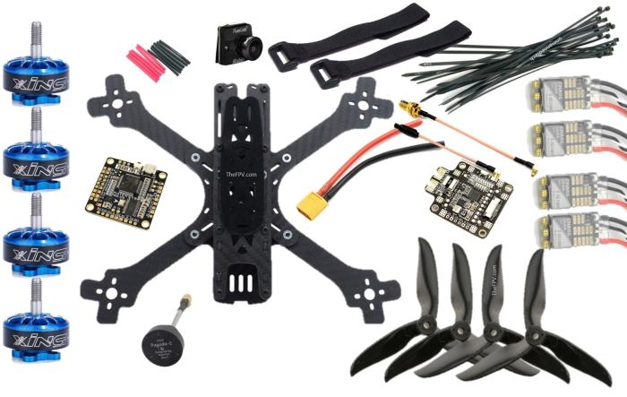 Build-Your-Own-Freestyle-Drone