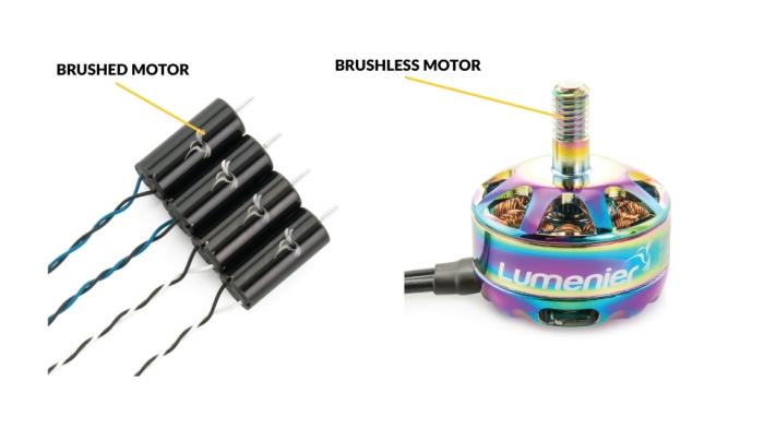 2-Brushless-and-Brushed-Motor