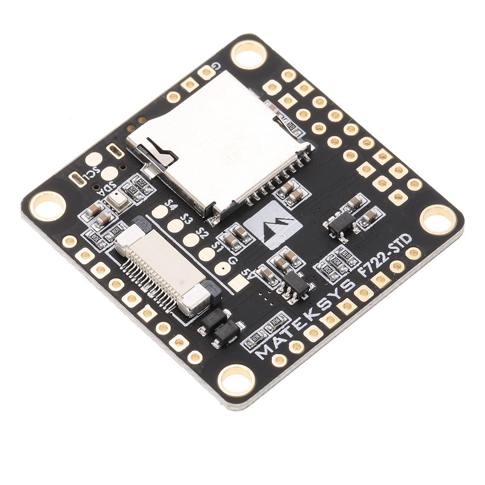 matek-systems-f722-std-fc-flight-controller-with-osd-barometer-blackbox-for-qav210-220-250-rc-fpv-racing-quadcopter-43799